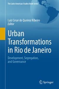 Cover Urban Transformations in Rio de Janeiro