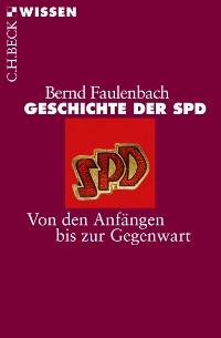 Cover Geschichte der SPD