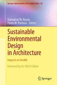 Cover Sustainable Environmental Design in Architecture
