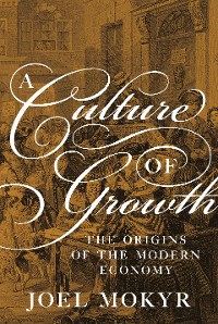 Cover A Culture of Growth