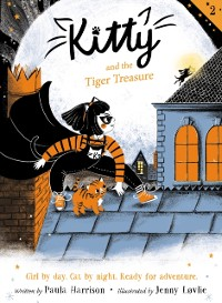 Cover Kitty and the Tiger Treasure