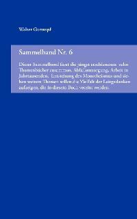 Cover Sammelband Nr. 6