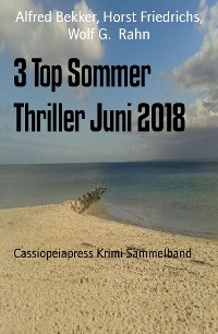 Cover 3 Top Sommer Thriller Juni 2018