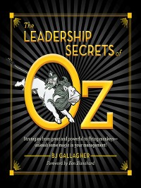 Cover The Leadership Secrets of Oz