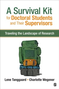 Cover Survival Kit for Doctoral Students and Their Supervisors