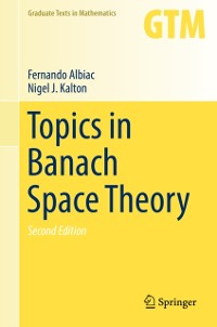 Cover Topics in Banach Space Theory