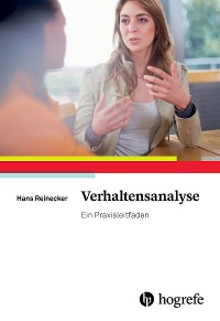 Cover Verhaltensanalyse