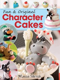 Cover Fun & Original Character Cakes