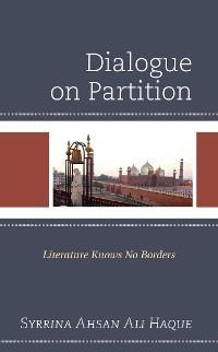 Cover Dialogue on Partition