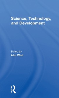 Cover Science, Technology, And Development