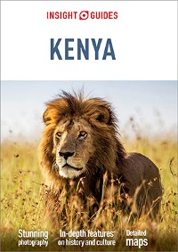 Cover Insight Guides Kenya