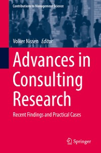 Cover Advances in Consulting Research