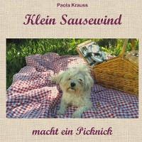 Cover Klein Sausewind macht ein Picknick