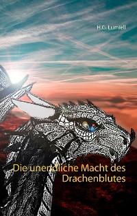 Cover Die unendliche Macht des Drachenblutes