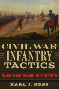 Cover Civil War Infantry Tactics