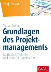 Cover Grundlagen des Projektmanagements