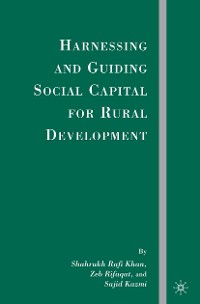 Cover Harnessing and Guiding Social Capital for Rural Development