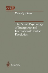 Cover Social Psychology of Intergroup and International Conflict Resolution