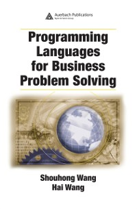 Cover Programming Languages for Business Problem Solving