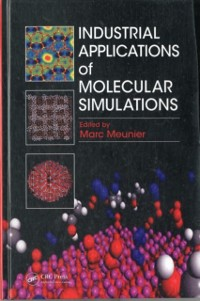 Cover Industrial Applications of Molecular Simulations