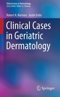 Cover Clinical Cases in Geriatric Dermatology
