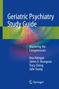 Cover Geriatric Psychiatry Study Guide