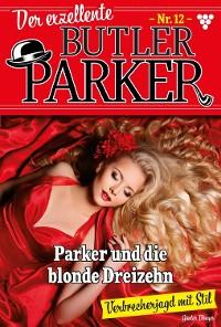 Cover Der exzellente Butler Parker 12 – Kriminalroman