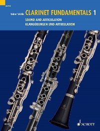 Cover Clarinet Fundamentals 1