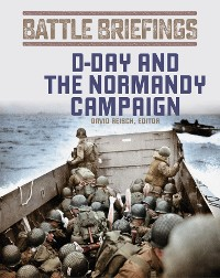 Cover D-Day and the Normandy Campaign