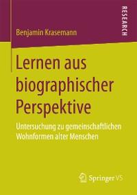 Cover Lernen aus biographischer Perspektive