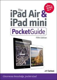 Cover iPad Air and iPad mini Pocket Guide, The