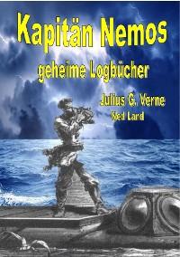 Cover Kapitän Nemos geheime Logbücher