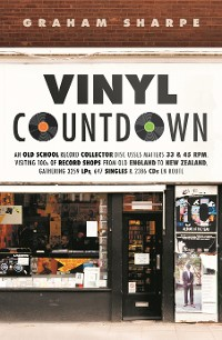 Cover Vinyl Countdown