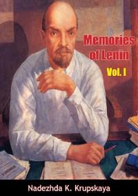 Cover Memories of Lenin Vol. I