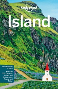 Cover Lonely Planet Reiseführer Island