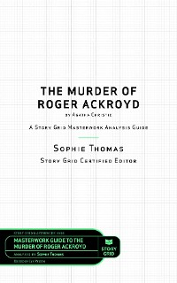 Cover The Murder of Roger Ackroyd by Agatha Christie
