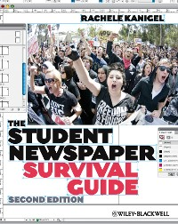Cover The Student Newspaper Survival Guide