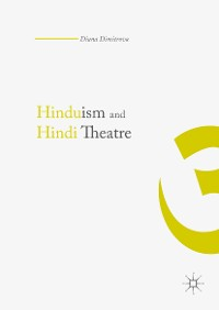 Cover Hinduism and Hindi Theater
