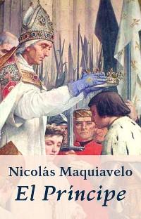 Cover Maquiavelo - El Príncipe
