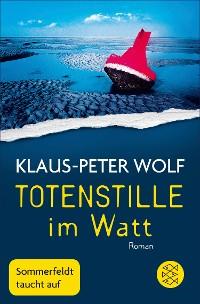 Cover Totenstille im Watt