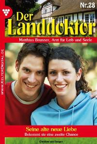 Cover Der Landdoktor 28 – Arztroman