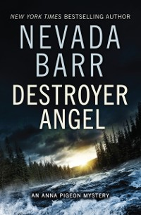 Cover Destroyer Angel (Anna Pigeon Mysteries, Book 18)