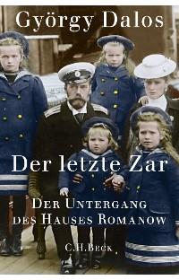Cover Der letzte Zar