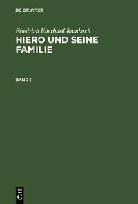 Cover Hiero und seine Familie. Band 1
