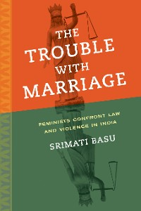 Cover The Trouble with Marriage