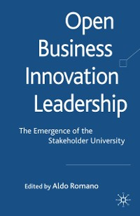 Cover Open Business Innovation Leadership