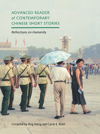 Cover Advanced Reader of Contemporary Chinese Short Stories