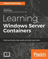 Cover Learning Windows Server Containers