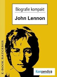 Cover Biografie kompakt - John Lennon
