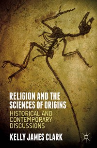 Cover Religion and the Sciences of Origins